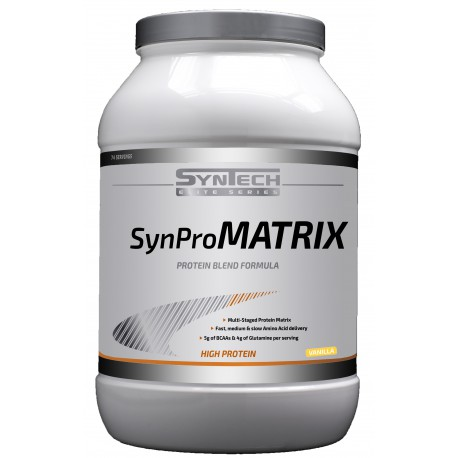 Synpro Matrix 900g chocolat Syntech Nutrition