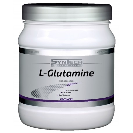Glutamine Syntech Nutrition 400g