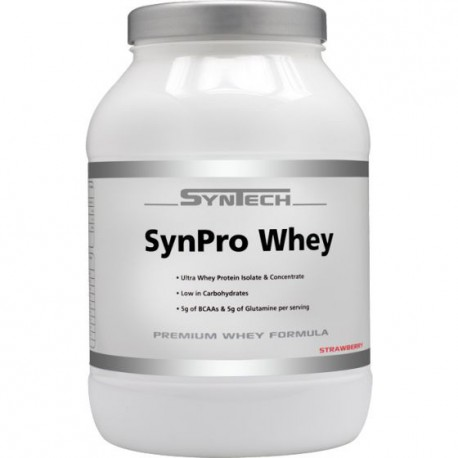 Synpro Whey 2040gr chocolat Syntech Nutrition