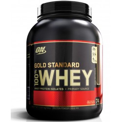 100% Whey Gold Standard double chocolat 2270g Optimum Nutrition