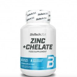 Zinc Chelate Biotech USA 60caps