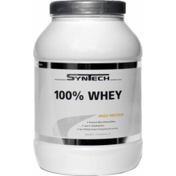100% Whey chocolat 750g Syntech Nutrition