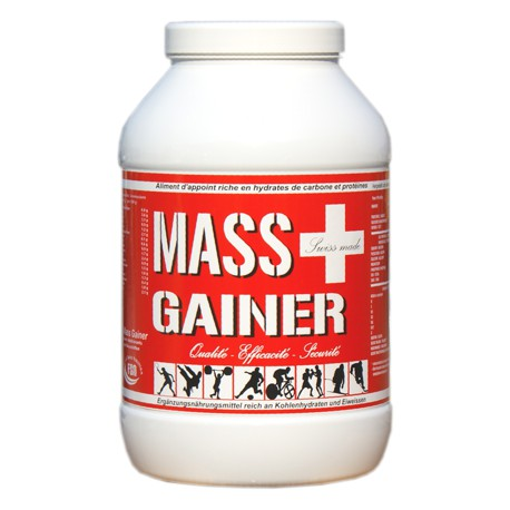 Mass Gainer 1000g chocolat First Swiss Nutrition