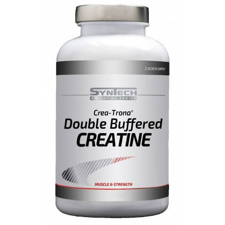 Double Buffered Creatine 120 capsules Syntech Nutrition